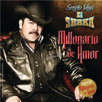 Sergio Vega - Millonario De Amor (2010)